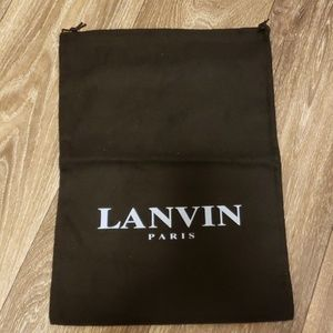Lanvin Shoe Dustbag